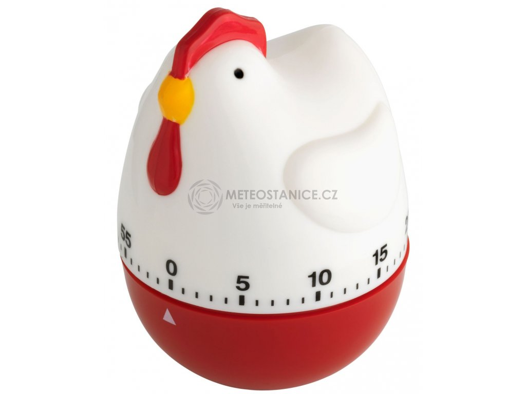 Kuchyňská minutka TFA 38.1001 - časovač - slepice