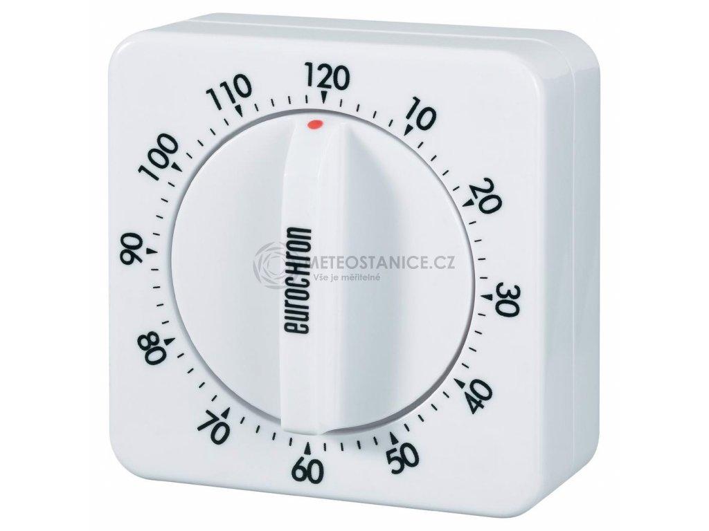 Mechanická minutka - časovač - až 120 minut - EAT 6120