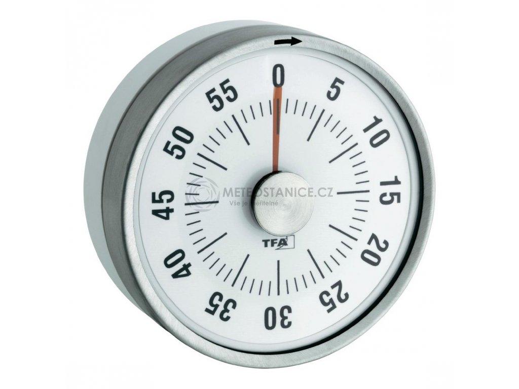 Kuchyňská minutka TFA Puck 38.1028.02, průměr 79 mm