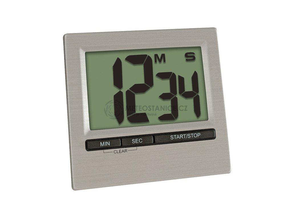 Digitální časovač - timer s magnetem TFA 38.2013.54