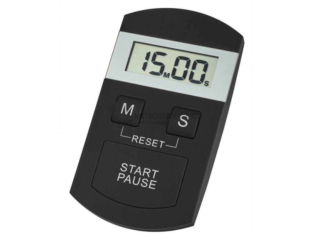 Digitální časovač - timer TFA 38.2005.01 | černá