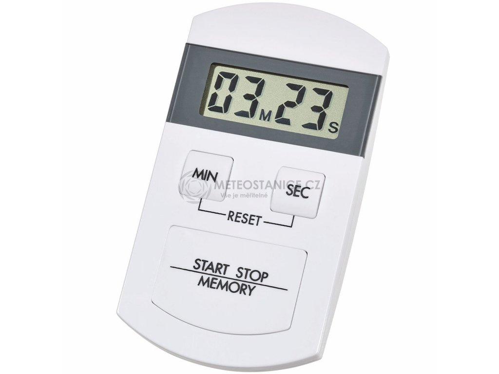 Digitální časovač - timer TFA 38.2005.02   bílá