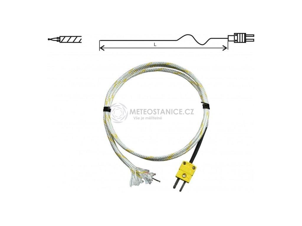 GD1250-2 termočlánková drátová sonda