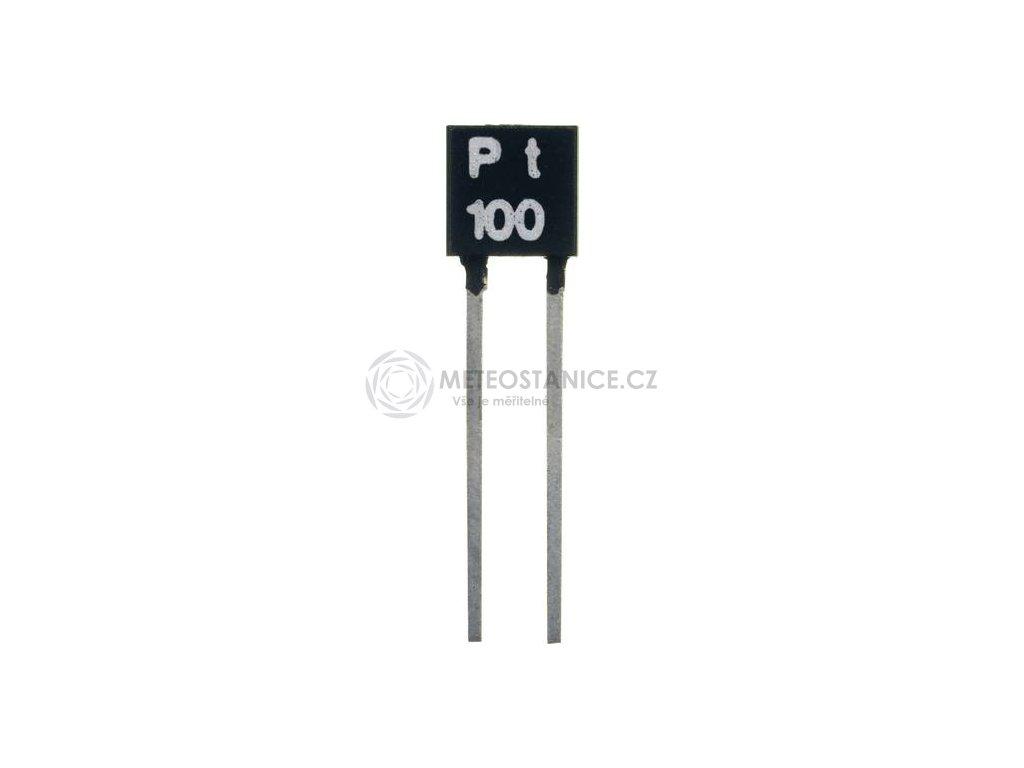 Platinový teplotní senzor Heraeus 32209210, -50 -+150°C, Pt 100, TO 92