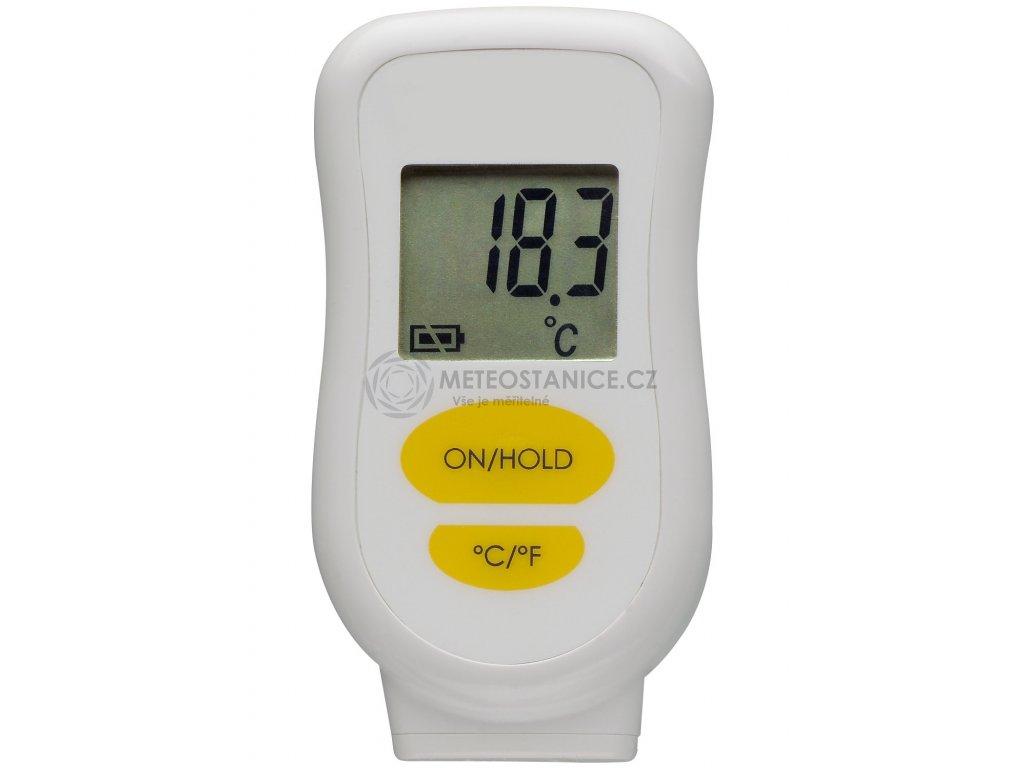 Digitální teploměr TFA 31.1034, kontrolní, jednokanálový