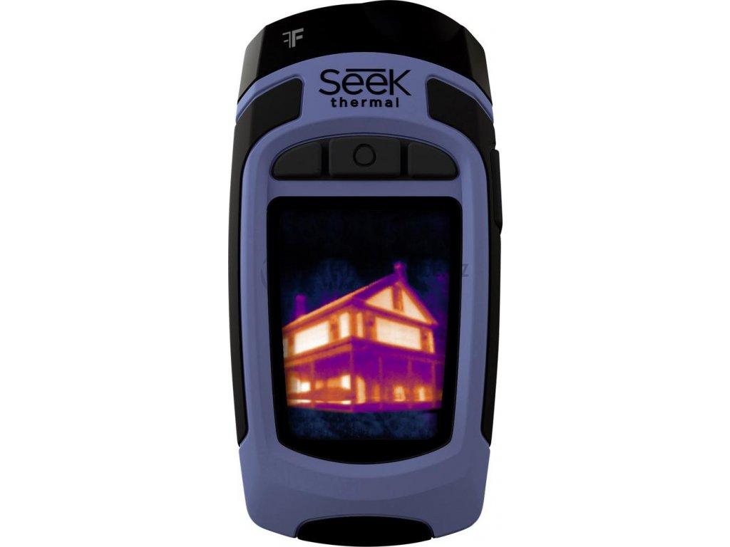 Termokamera Seek Thermal Reveal FF (Fast Frame); -40 do 330°C; 206 x 156 pix; 19 Hz