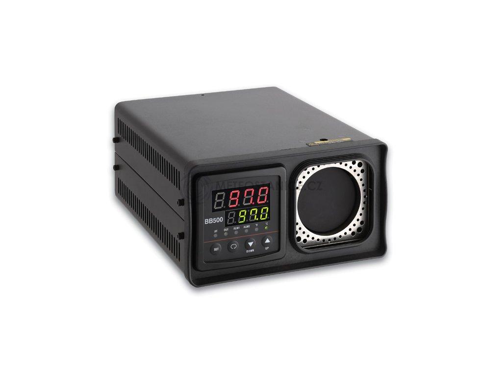 ČERNÉ TĚLESO BB500 - kalibrace infračervených teploměrů (50 až 500°C)