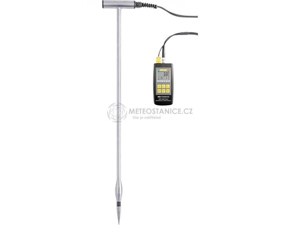 GMH 38-LW1-TF   Souprava pro měření materiálové vlhkosti v zemědělství