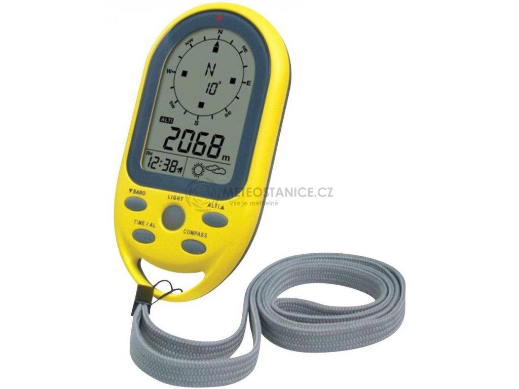 Digitání výškoměr TECHNOLINE EA 3050 s barometrem a kompasem