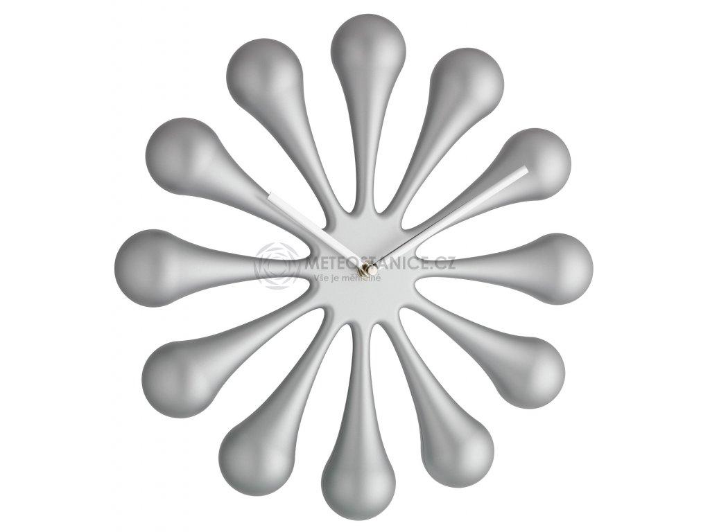 Luxusní nástěnné hodiny ASTRO TFA 60.3008, průměr 340 mm