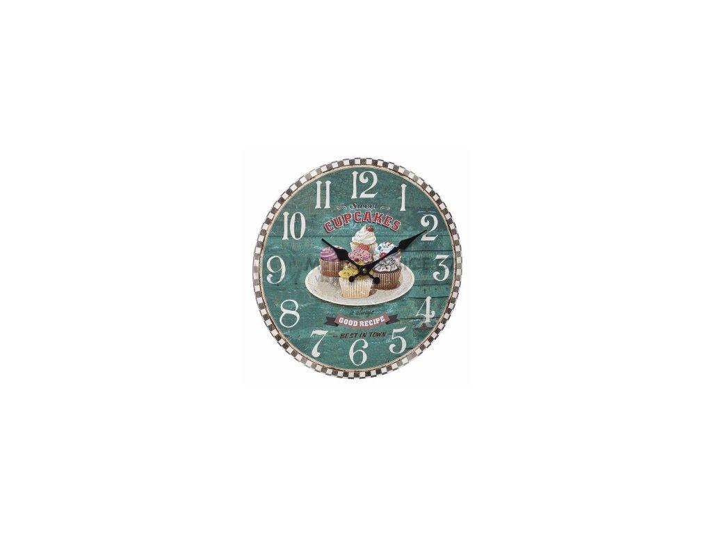 Vintage hodiny, Cupcakes TFA 60.3045.13