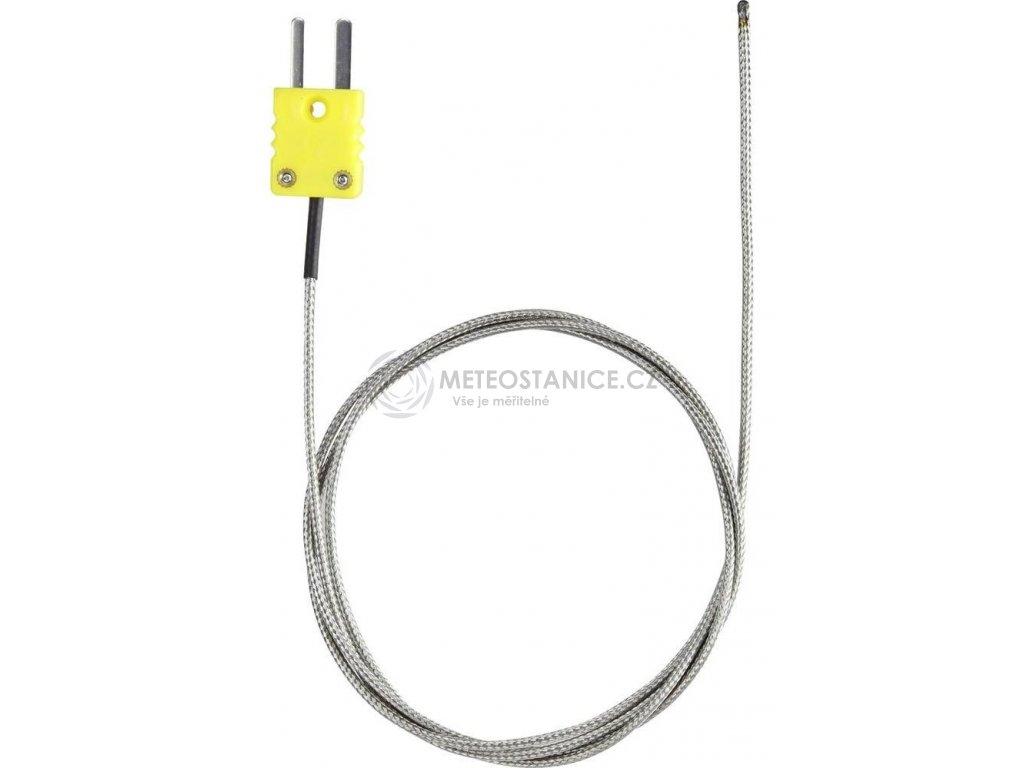 Teplotní čidlo VOLTCRAFT TYP K, -50 až +400 °C, typ senzoru K