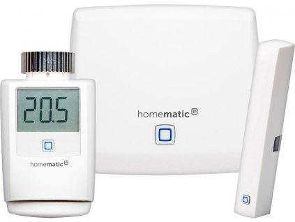 Bezdrátová sada řízení topení Smart Home Homematic IP HmIP-SK1, Max. dosah 150 m