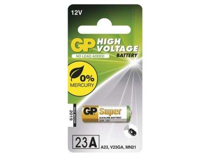Alkalická speciální baterie GP 23AF, 1 ks