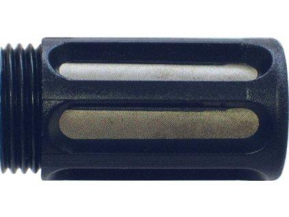 Krytka čidel s nerezovým filtrem pro vlhkoměry, černá