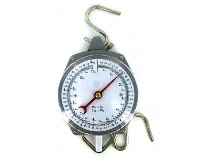 Závěsná váha - mechanický mincíř do 5 kg / 20 g