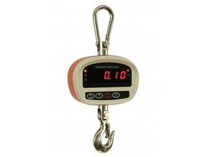 Digitální závěsná váha DigiScale 300; do 300 kg; dělení 100 g