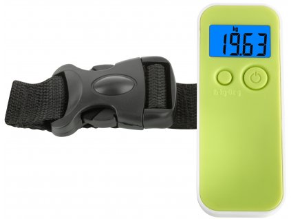 TFA 50.3000.04; Závěsná digitální váha na zavazadla do 40 kg