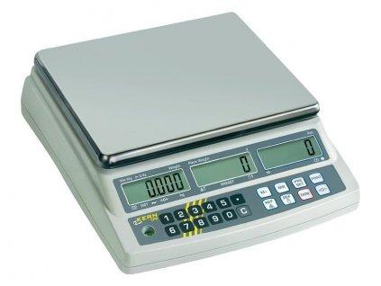 Přesná počítací digitální váha Kern CPB 30K0.5N | do 30 kg | 3x displej