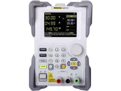 Laboratorní zdroj s nastavitelným napětím Rigol DP711, 0 - 30 V, 0 - 5 A, 150 W