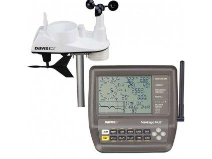 Bezdrátová meteostanice Davis Instruments Vantage Vue, DAV-6250EU, dosah 300 m