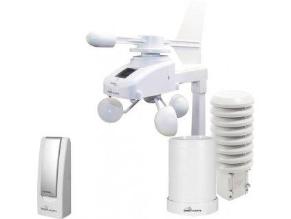 Internetová meteostanice Techno Line MA 10061 Set Mobile-Alerts MA 10061 Set , Max. dosah ve volném prostoru 100 m, bílá