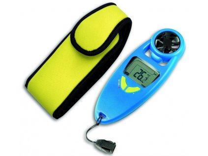 Anemometr pro měření rychlosti větru TFA 42.6000.06