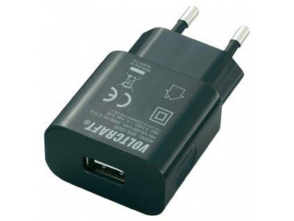 Síťový adaptér s USB výstupem 5 V, 1000 mA, SPS-1000USB