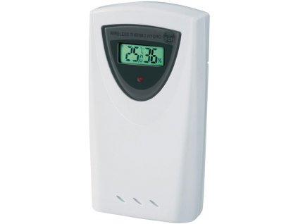 Bezdrátový senzor teploty/vlhkosti TS34C, 5-kanálový, s displejem