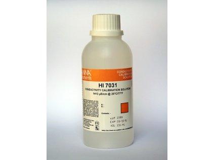 Kontrolní roztok měrné vodivosti 1413 µS cm - 500 ml (HI 7031L)