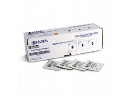Reagenční prostředek HI93701-01 pro stanovení volného chlóru