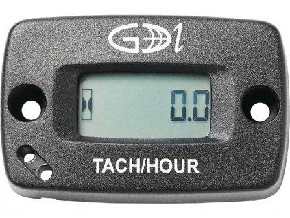 Indukční otáčkoměr + měření motohodin senDEC