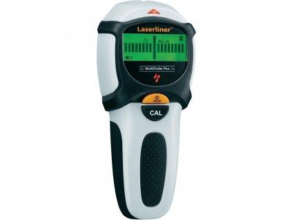 Detektor kovů a elektrického vedení MultiFinder Plus