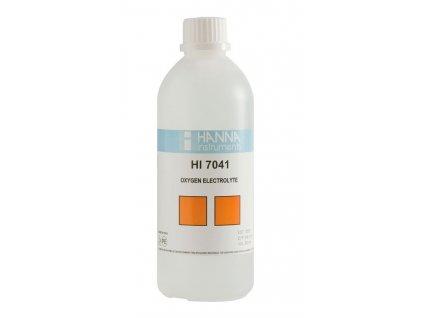 Roztok elektrolytu pro polarografické DO sondy, 250 ml, HI7041M