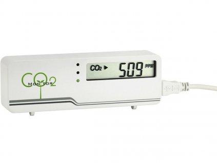 Indikátor oxidu uhličitého TFA 31.5006.02 AIRCO2NTROL MINI