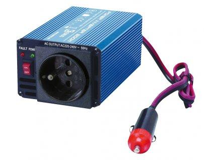 Měnič napětí 12V 230V 200W, CARBOOST 200