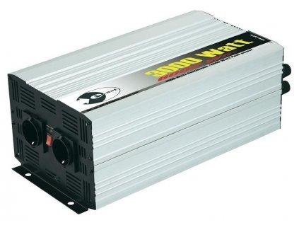 Měnič napětí HPL 3000-12 12V 230V do 3000W