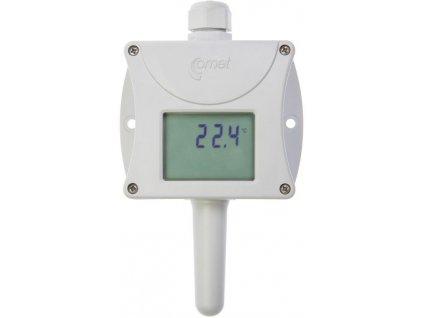 T0110 - Snímač teploty -30 až +80°C s analogovým výstupem 4-20mA