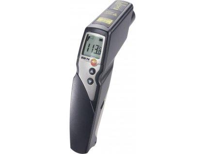 Infračervený teploměr testo 830-T4; -30 až +400 °C; optika 30:1