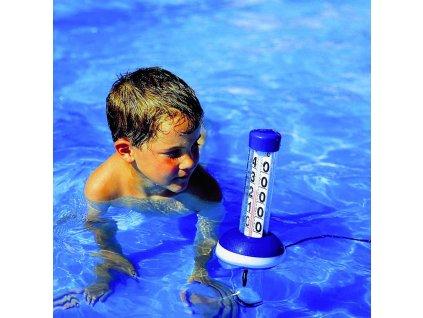 Bazénový teploměr TFA 40.2003 - lihový