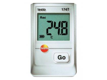 Mini-datalogger teploty s displejem testo 174T