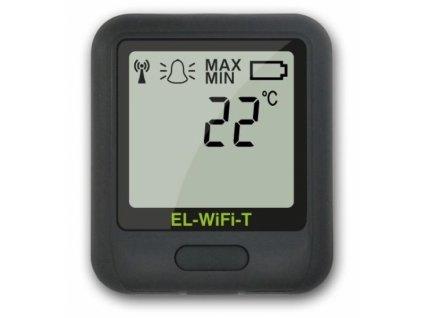 Datalogger pro měření teploty WiFi-T
