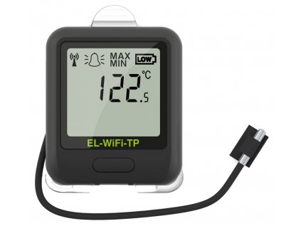 WiFi teplotní datalogger s externím čidlem WiFi-TP
