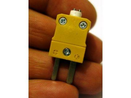 GLS500 | Teplotní čidlo pro měření teploty hrotu pájky apod.