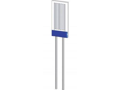 Platinový teplotní senzor Heraeus M222, -70 - +500°C, Pt 100, bez pouzdra
