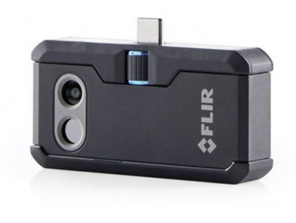 Termokamera FLIR ONE PRO Android MicroUSB, -20 až +400 °C, 160 x 120 pix, 8.7 Hz