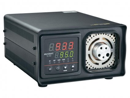 Kalibrační pec Voltcraft TC-150 pro kalibraci teploměrů do +300°C
