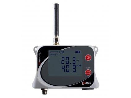 U3121M | Datalogger teploty a vlhkosti pro externí sondu s GSM modemem