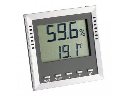 Digitální vlhkoměr a teploměr TFA Klima Guard 30.5010