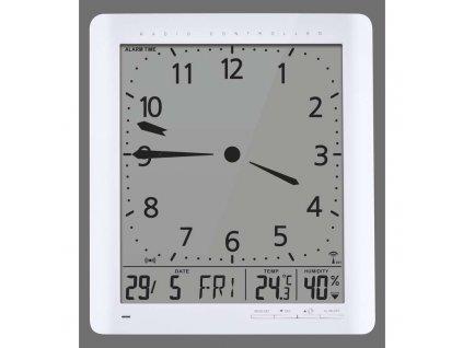 Nástěnné digitální hodiny Emos E9280; 240 × 212 mm